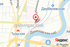 Москва, ул. Дубининская, д. 71