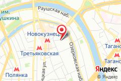 Москва, ул. Большая Татарская, д. 7, к. 1