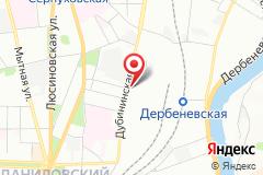 Москва, ул. Дубининская, д. 61