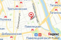 Москва, ул. Бахрушина, д. 13