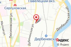 Москва, ул. Дубининская, д. 57, стр. 2