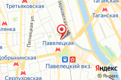 Москва, ул. Татарская улица дом 14