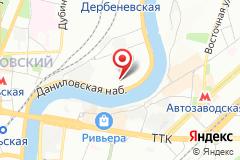 Москва, Даниловская набережная, 4к1