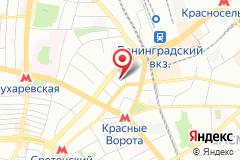 Москва, ул. Маши Порываевой, д. 34 (ДЦ Домников)