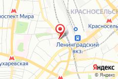 Москва, ул. Каланчевская, д. 33
