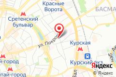Москва, переулок Лялин, д. 4, стр. 2, оф. 17