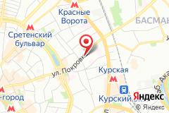 Москва, ул.Покровка, д. 38 А