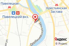 Москва, ул. Дербеневская, д. 1