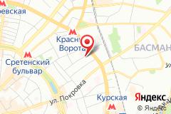Москва, Фурманный переулок, 22 строение 1