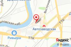 Москва, улица Ленинская Слобода, 19