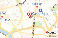 Москва, ул. Воронцово Поле, 12 строение 3