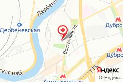 Москва, ул. Восточная, д. 4