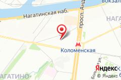 Москва, ул. Нагатинская, д. 29, к. 4