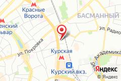 Москва, ул. Земляной Вал, д. 9, с. 3, эт. 4