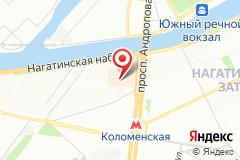 """Москва, пр. Андропова, д. 22, (ТРЦ """"Вундеркинд"""")"""