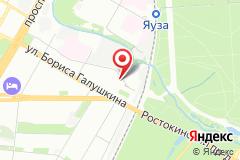 Москва, ул. Касаткина, д. 20