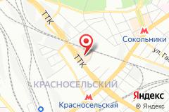 Москва, ул. Верхняя  Красносельская. д. 3-А