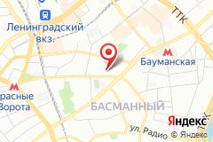 Москва, Новорязанская ул., 30А строение 8