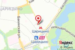 Москва, ул. Луганская, д. 10