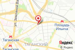 Москва, ул. А. Солженицына,  д. 48