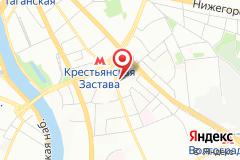 Москва, ул. 1-я Дубровская, д. 1, к. 2