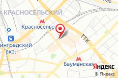 Москва, ул. Нижняя Красносельская, д. 35, к. 1