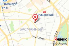 Москва, ул.  Доброслободская, д. 5А