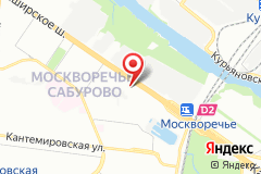 Москва, ш. Каширское, д. 74, к. 1