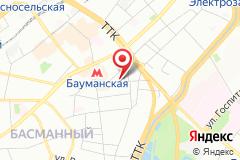 Москва, ул. Ладожская, д. 7А