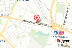 Москва, ул. Нижегородская, д. 32, стр. А