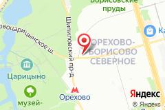 Москва, ул. Шипиловская, д.1