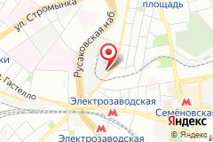Москва, ул. Электрозаводская, д. 21