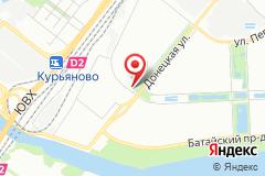 Москва, ул. Донецкая, д. 26