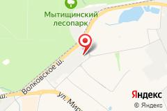 Москва, г. Мытищи, ул. Волковское шоссе, владение 23А, строение 5
