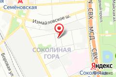Москва, ул. Бориса Жигулёнкова, д. 7