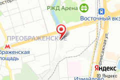 Москва, ул. 1-я Пугачевская, д. 7