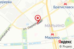 Москва, ул. Перерва, д. 38