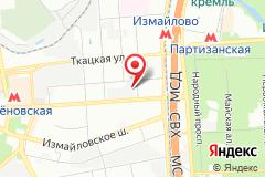 Москва, ул. Щербаковская, д. 53, к. 17