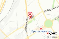 Москва, ул. Люблинская, д. 149 (КЦ им.И.А.Астахова)