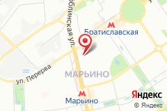 Москва ул. Люблинская д. 157