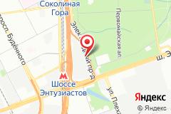 Москва, проезд Электродный, д. 8, лит. А