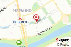 Москва, проезд Луговой, д.