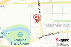 Москва, ул. 2-я Прядильная, д. 1, к. 3