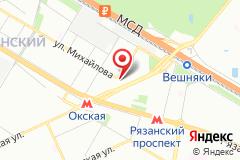 Москва, ул. Паперника, д. 9