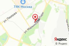 Москва, ул. Марьинский Парк, д. 35