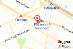 Москва, ул. Зеленодольская, д.3