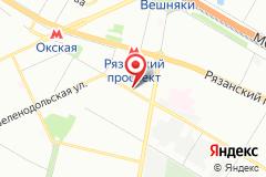 Москва, ул. 1-я Новокузьминская, д. 23, корп. 1