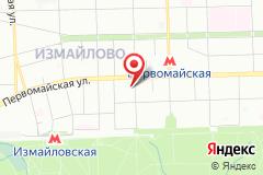 Москва, ул. Первомайская, 58 Б, строение 1