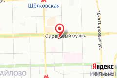 Москва, бул. Сиреневый, д. 32, лит. А