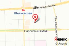 Москва, ул. 11-я Парковая, д. 44, к. 1